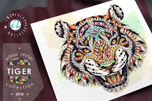Ethnic Collection: Roaring Tiger