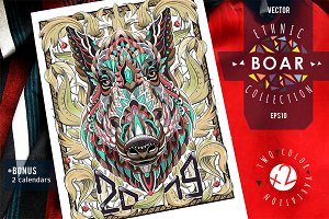 Ethnic Collection: Boar