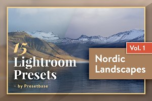 Lightroom Presets: Nordic Landscapes