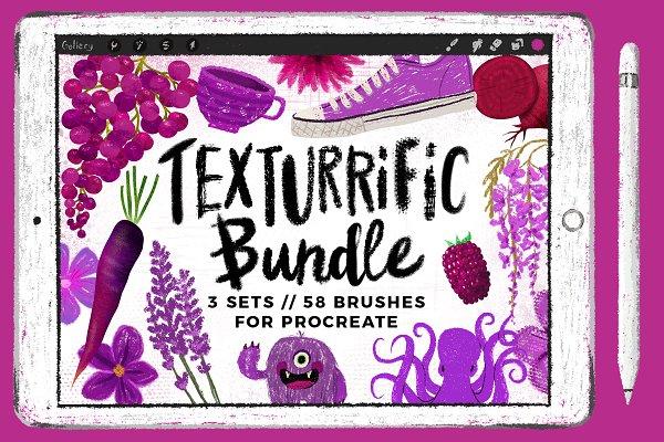 Texturrific BUNDLE for Procreate