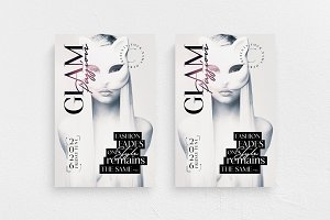 Glam Passion Flyer Template