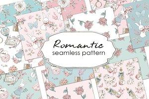 Romantic patterns