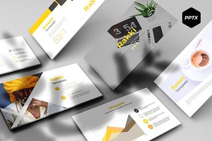 Rakki -  Powerpoint Template