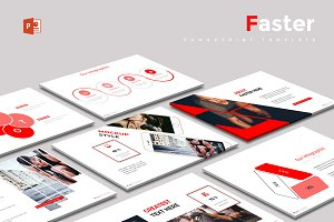 Faster -  Powerpoint Template