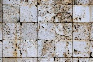Exterior decoration wall texture