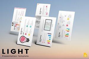 Light - Google Slides Template