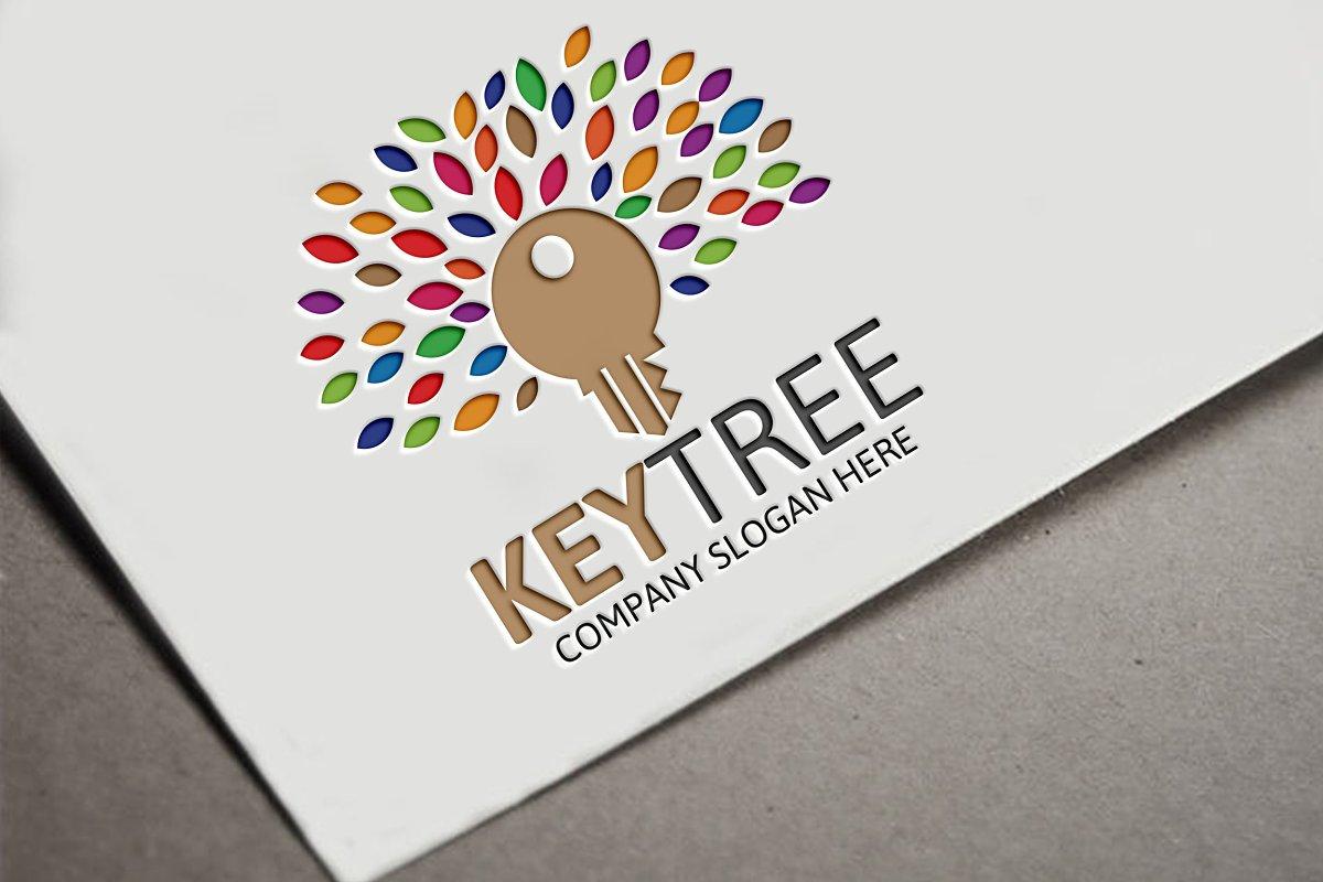 Key Tree Logo