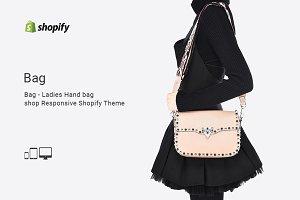 Bag Responsive Fashion Shopify Theme