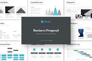 Business Proposal Keynote