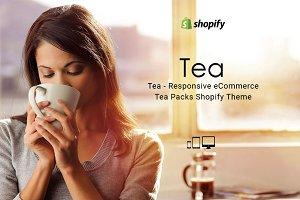 Tea Responsive Shopify Theme