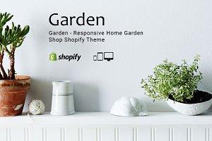 Garden Responsive Shopify Theme
