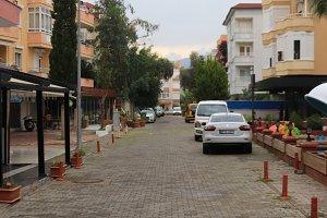 City street. Alanya. Turkey.