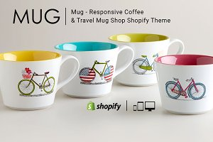 Mug Responsive Shopify Template