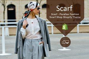 Scarf Fashion Shopify Theme Template