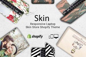 Skin Responsive Shopify Theme
