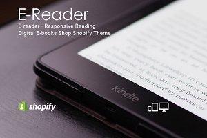 E-reader Electronics Shopify Theme