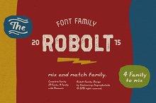 Robolt Font