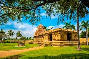 Gangaikonda Cholapuram Temple, India