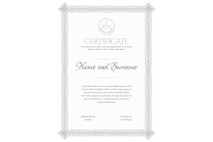 Certificate283