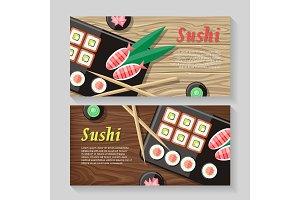 Japanese Food Illustration web