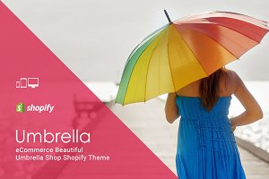 Umbrella Responsive Shopify Theme