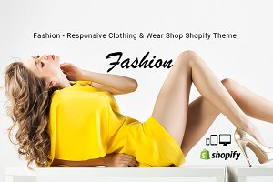 Fashion & Clothing Shopify Theme