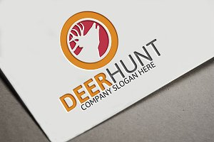 Deer Hunt Logo