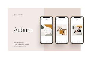 Auburn Social Media Pack