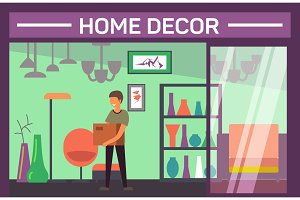 House decor shop home accessories