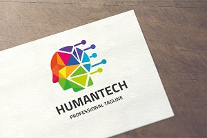 Human Tech Logo