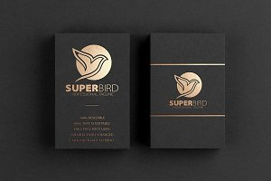 Super Bird Logo