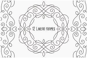 12 Linear frames