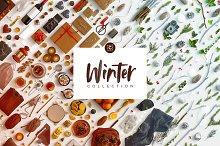 Winter Collection Scene Creator
