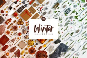 Winter Collection Scene Creator