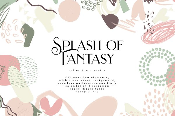 Splash of Fantasy SALE (50%OFF)