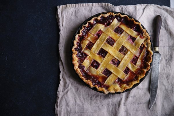 Food Images: Asya Nurullina - Berry pie