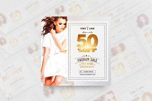 Fashion Banner Ads (18 sizes)
