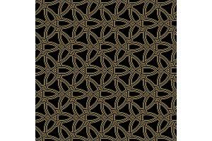Seamless Vector Pattern in Arabian