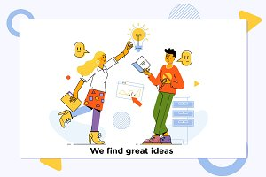 Great ideas competition