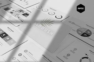 Aldoush - Powerpoint Template