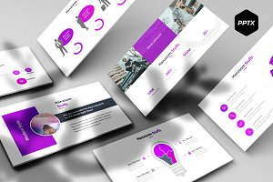Hanzoom - Powerpoint Template