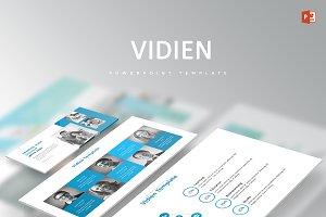 Vidien - Powerpoint Template