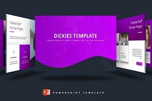 Dickies - Powerpoint Template