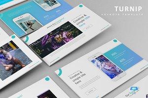 Turnip - Keynote Template