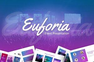 Euforia - Concert Powerpoint Templat