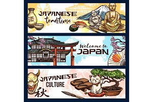 Japan history, religion and culture