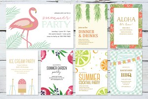 10 Summer Party Bundle
