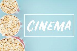 Cinema concept