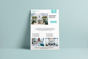 Real Estate Flyer - VOL #1