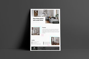 Real Estate Flyer - Vol #2